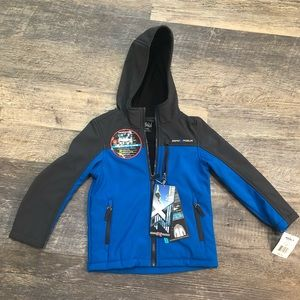 Brand new children's winter coat